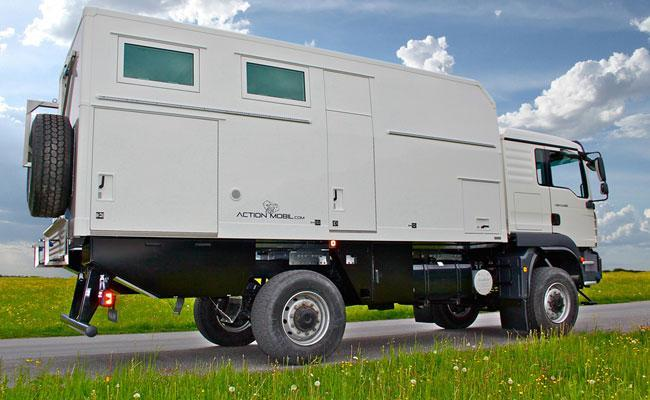 Family- offroad - motor home Pure-5600 Family