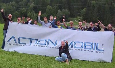 Our ACTION MOBIL Team